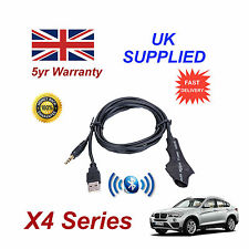 BMW 4X Series Integrated Bluetooth Music Module For iPhone HTC Nokia Samsung