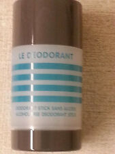LE BEAU MALE FOR MEN BY JEAN PAUL GAULTIER - 2.6 OZ ALCOHOL FREE DEODORANT STICK