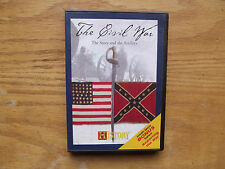 The Civil War: The Story and the Artillery (DVD, 2003) The History Channel