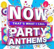 Various Artists - Now That's What I Call Party Anthems [New CD] UK - Import