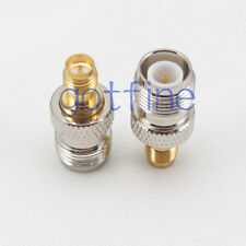 RP-TNC female jack to RP-SMA female jack RF connector adapter for Antenna Router