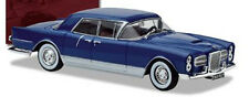 GE01-FACEL VEGA EXCELLENCE 1960 BLU SCALA 1/43-NUOVO in caso-registrate 48 POST