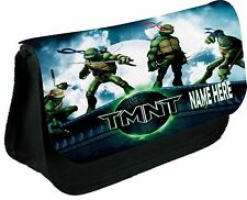 Teenage Mutant Ninja Turtles personalised pencil cases