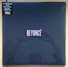 BEYONCE Limited Gatefold Vinyl 2 LP+17 Music on DVD,BOOK Booklet,Download SEALED