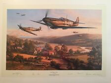 September Victory By Nicholas Trudgian Limited Edition Print