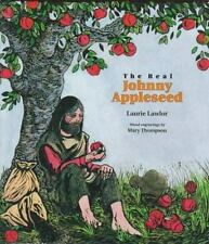 The Real Johnny Appleseed-ExLibrary