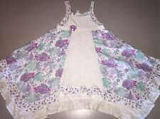 NAARTJIE LACE OVERLAY MOONRISE LAWN DRESS SIZE 8