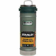 Coffee Stanley 16oz Classic French Travel Press Insulated Leak Proof Stainless