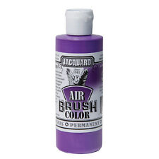 Jacquard Air Brush Colours Paint for Shoes / Sneakers - Opaque Violet - 4oz