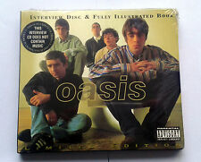 Oasis - [Interview] (Parental Advisory, 1996) no music!! new and sealed