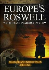 Europe's Roswell: UFO Crash in Aberystwyth (2009, REGION 1 DVD New)