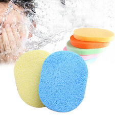 24Pcs Soft Sponge Foundation Beauty Make Up Facial Face Washing Cleansing Puff