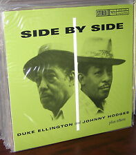 CLASSIC RECORDS LP MG VS-6109: ELLINGTON & HODGES, Side By Side 180gm OOP USA SS