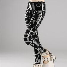 Dollmore MSD - LSP Logo leggings (Silver Black)