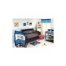 Disney Baby My Friend Mickey Mouse 4-Piece Deluxe Crib Bedding Set