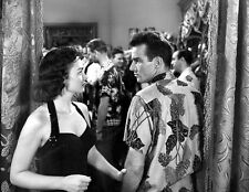 8x10 Print Montgomery Clift Elizabeth Taylor From Here to Eternity 1953 #869302