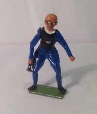 Dr Huer,  a Buck Rogers Figure. Copy By Dille Family Trust 1988 Under Licence
