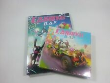 B.A.P 5th Mini album Carnival Normal + Special Ver. CD photocard K-POP BAP Gift