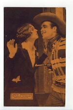 JACK DONOVAN Hoof Marks PARLIE PICTURE PC Postcard HOLLYWOOD Movies TV