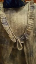 LM LULU PARIS 2 PIECE/TWIN SET MOHAIR BLEND LINED MADE IN FRANCE SIZE 30/12