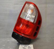 2000-2004 Isuzu Rodeo Amigo Right Pass Genuine OEM tail light 24 7B2