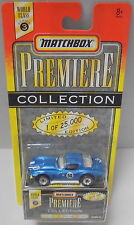 MJ7 Matchbox - 1995 World Class Premiere 03 - Chevy Corvette Grand Sport  - Blue