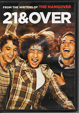 "MAKE OFFER FREE SHIP ""21 & over"" dvd hangover college raunch sex comedy"