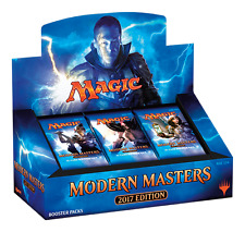 Modern Masters 2017 Booster Box Repack - MM3 - MTG Mythics Rares NM/M!!!