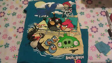 ANGRY BIRDS RIO AT COMIC-CON BLUE  2XL NEW unisex T-SHIRT SDCC 2012 EXCLUSIVE