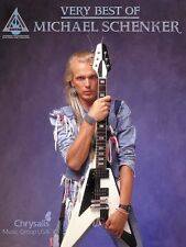 MICHAEL SCHENKER UFO GUITAR TAB MUSIC SONG BOOK NEW