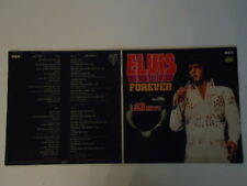 Elvis – Elvis Forever - 32 Hits And The Story Of A King  RCA   LP Vinyl