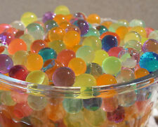 Colorfu Jelly Crystal Mud Soil Water Beads Flower Plant Magic Ball Wed 10000 Pcs