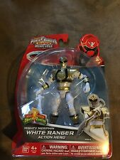 POWER RANGERS SUPER MEGAFORCE MIGHTY MORPHIN WHITE RANGER TOMMY RARE New