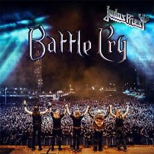 JUDAS PRIEST - BATTLE CRY - CD NEW SEALED 2016