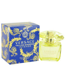Versace Yellow Diamond Intense 3 oz Eau De Parfum Spray by Versace for Women