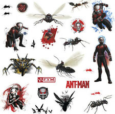 ANT-MAN wall stickers 23 decals Marvel Superhero wall decor the Avengers Antman