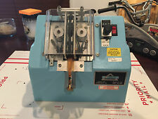 Hepco 7800-3ACT Lead Cutter Powers On See Video Lead Former