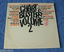Chart Busters 1963 Capitol 33 RPM LP Beach Boys Bob Darin Kingston Trio Sakamoto