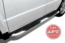 APU 2013-2017 Toyota Rav4 Stainless Side Steps Running Boards Nerf Bars
