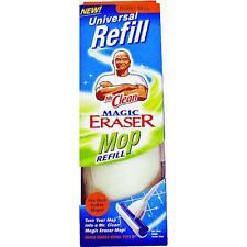 Mr Clean Magic Eraser Roller Mop Refill Replacement 6pk