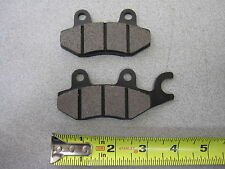 NEW - Gas Scooter Moped Disc Brake Pads 125cc 150cc 200cc 250cc - Chinese Parts