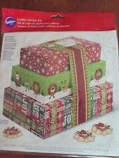 NEW Holiday Wilton Cookie Gift Box Kit