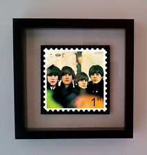 Retro Pop Art Framed 'The Beatles For Sale' Ceramic Tile Gift Idea FREE UK P&P