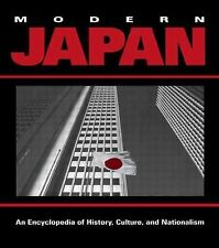 Modern Japan: An Encyclopedia of History, Culture, and Nationalism (Garland Refe