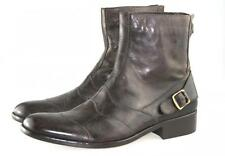 STIVALETTO BELSTAFF 757345 TOWNMASTER CLASSIC BLACKBROWN NUOVE 42