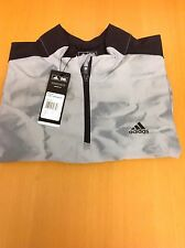 NEW ADIDAS GOLF CLIMAPROOF WIND VEST LARGE