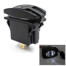 Nuovo 12V 24V Auto Auto Barca Accessorio Doppio caricabatteria USB Alimentazione
