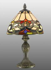 Tiffany Style Ivy Stained Glass HandCrafted Table Lamp (IDEAL CHRISTMAS GIFT)