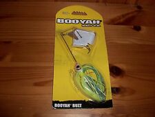 Booyah Bait Co 1/2 oz Buzz Bait - Citrus Shad with White Blade - NEW!