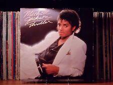 Michael Jackson - THRILLER - 1982 OG Vinyl LP ♫ Best Selling Album of All Time ♫